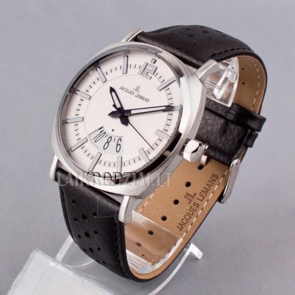 Vyriškas laikrodis Jacques Lemans 1-1740B Paveikslėlis 2 iš 4 30069607592