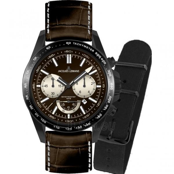 Vyriškas laikrodis Jacques Lemans 1-1756E Paveikslėlis 1 iš 1 30069607611