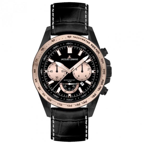 Vyriškas laikrodis Jacques Lemans 1-1756F Paveikslėlis 1 iš 1 30069607612