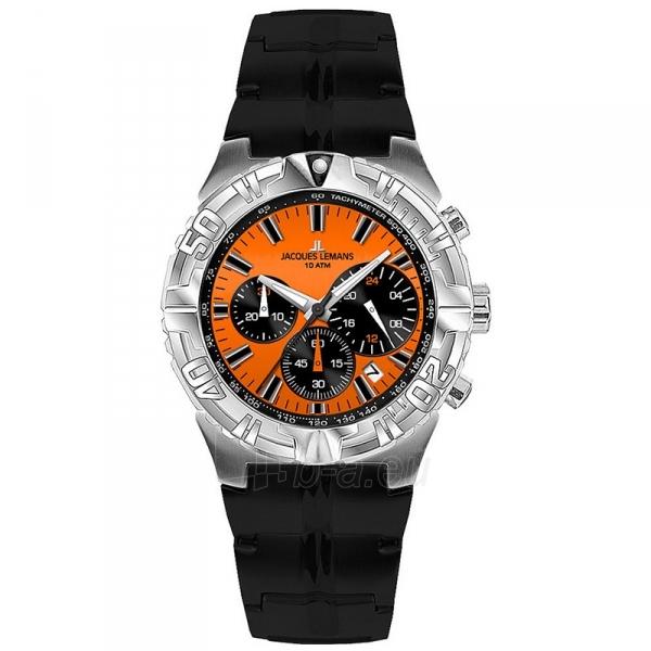 Male laikrodis Jacques Lemans 1-1757F Paveikslėlis 1 iš 1 310820009678