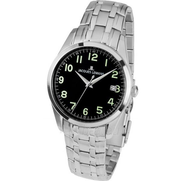Vīriešu pulkstenis Jacques Lemans 1-1769F Paveikslėlis 1 iš 4 310820140284