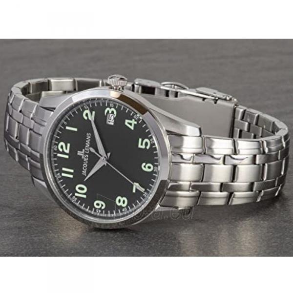 Vīriešu pulkstenis Jacques Lemans 1-1769F Paveikslėlis 3 iš 4 310820140284