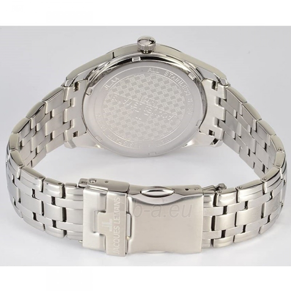 Vīriešu pulkstenis Jacques Lemans 1-1769F Paveikslėlis 4 iš 4 310820140284