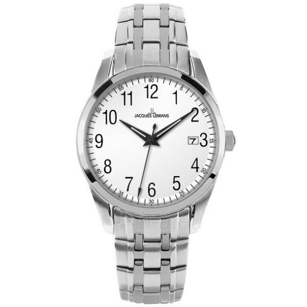 Vīriešu pulkstenis Jacques Lemans 1-1769G Paveikslėlis 1 iš 1 30069607617