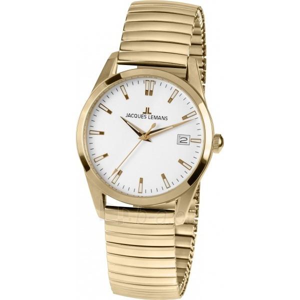 Vīriešu pulkstenis Jacques Lemans 1-1769M Paveikslėlis 1 iš 1 310820140285