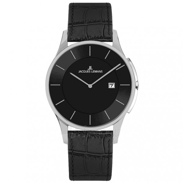 Vyriškas laikrodis Jacques Lemans 1-1777B Paveikslėlis 1 iš 1 30069607621