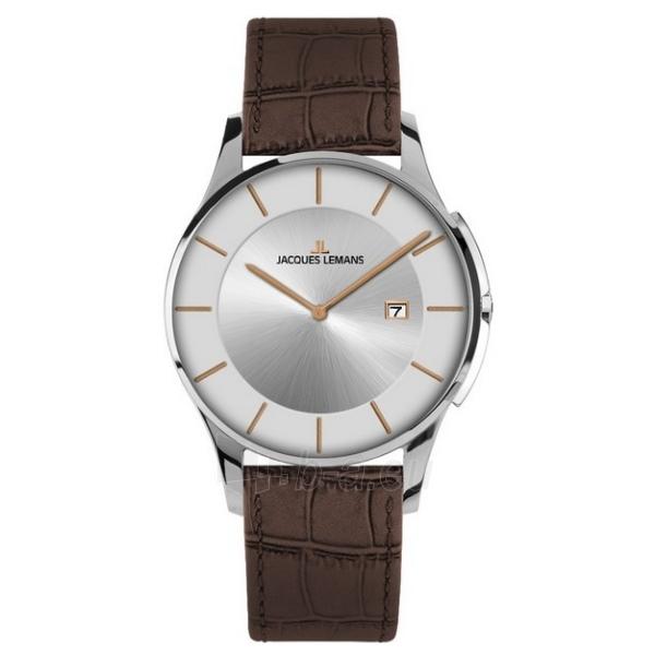 Vyriškas laikrodis Jacques Lemans 1-1777M Paveikslėlis 1 iš 1 30069607624