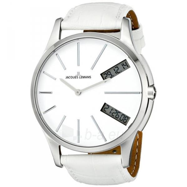 Vīriešu pulkstenis Jacques Lemans 1-1788C Paveikslėlis 1 iš 1 310820009677