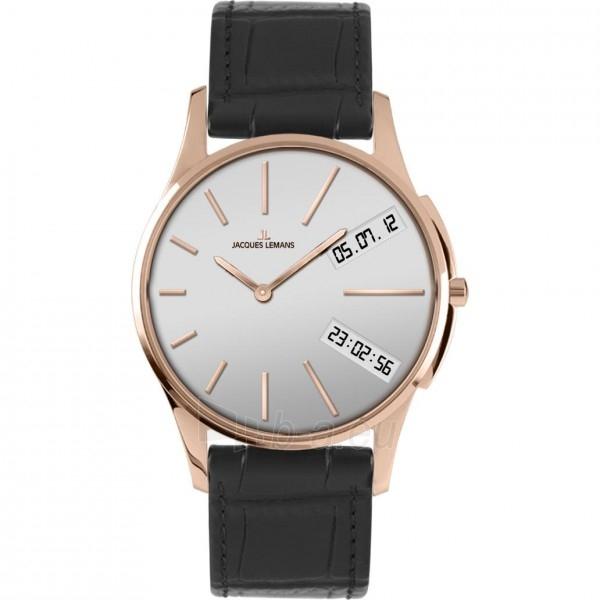 Vyriškas laikrodis Jacques Lemans 1-1788F Paveikslėlis 1 iš 1 30069607636