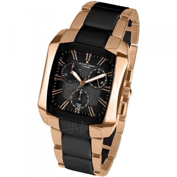 Vīriešu pulkstenis Jacques Lemans 1-1814C Paveikslėlis 1 iš 1 310820009665