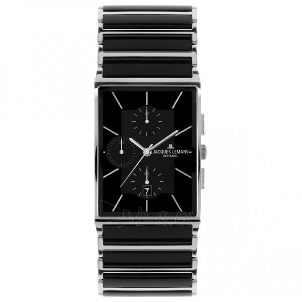 Vīriešu pulkstenis Jacques Lemans 1-1817A Paveikslėlis 1 iš 1 30069607645