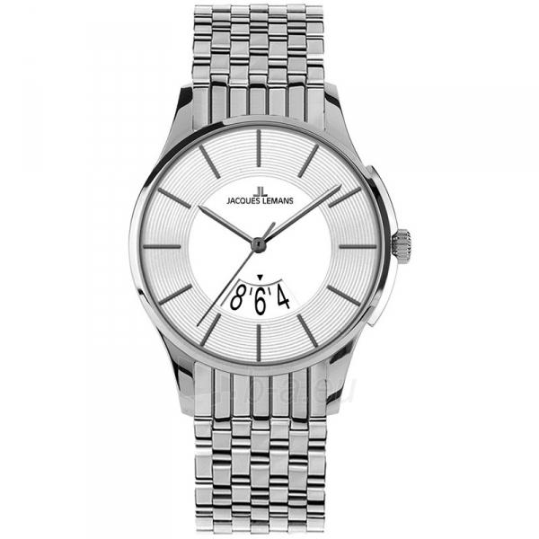 Vīriešu pulkstenis Jacques Lemans 1-1821B Paveikslėlis 1 iš 1 310820009656
