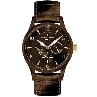 Vyriškas laikrodis Jacques Lemans 1-1827G Paveikslėlis 1 iš 1 30069607654