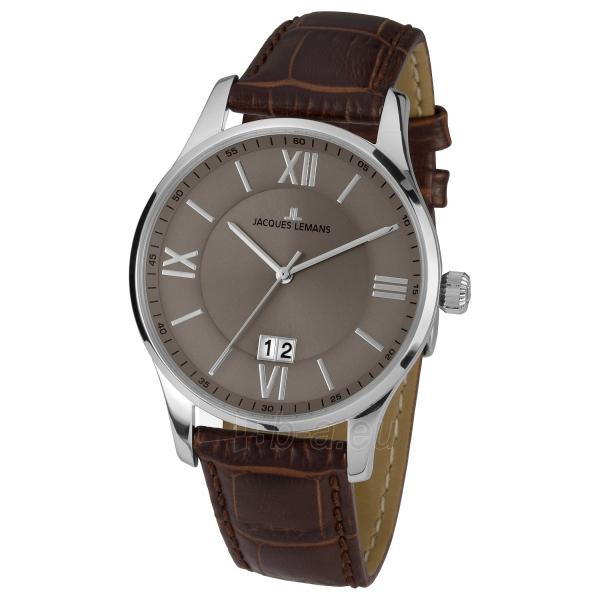 Vīriešu pulkstenis Jacques Lemans 1-1845D Paveikslėlis 1 iš 1 310820140302