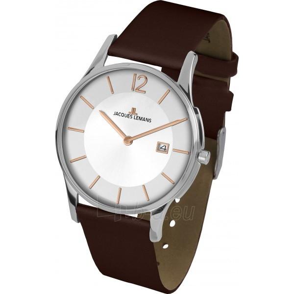 Vyriškas laikrodis Jacques Lemans 1-1850F Paveikslėlis 1 iš 1 310820140311