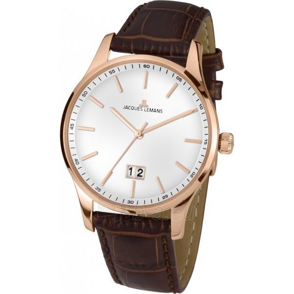 Vyriškas laikrodis Jacques Lemans 1-1862F Paveikslėlis 1 iš 1 310820140317