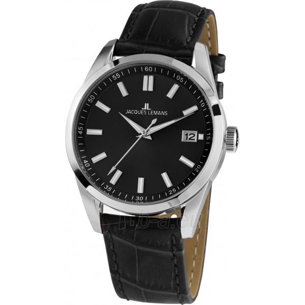Vyriškas laikrodis Jacques Lemans 1-1868E Paveikslėlis 1 iš 1 310820140319