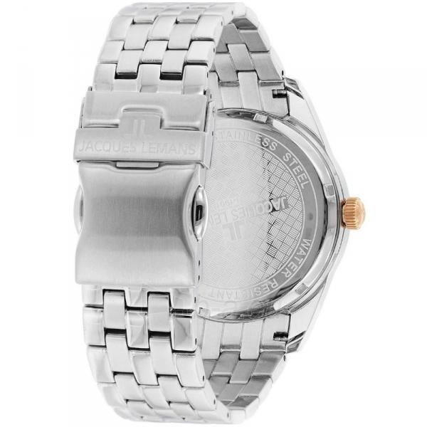 Vīriešu pulkstenis Jacques Lemans 1-1901H Paveikslėlis 3 iš 5 310820172774