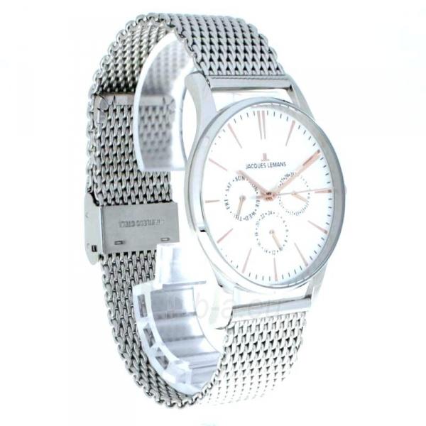 Vyriškas laikrodis Jacques Lemans 1-1929F Paveikslėlis 2 iš 6 310820053252