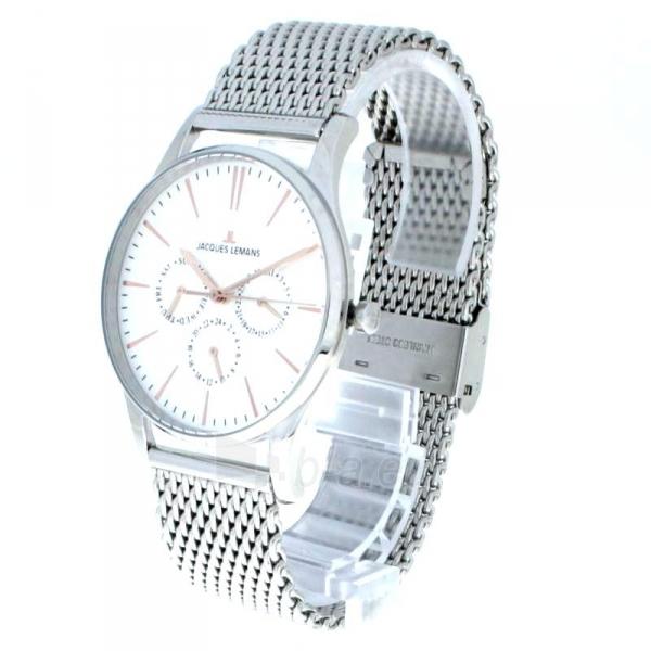 Vyriškas laikrodis Jacques Lemans 1-1929F Paveikslėlis 6 iš 6 310820053252