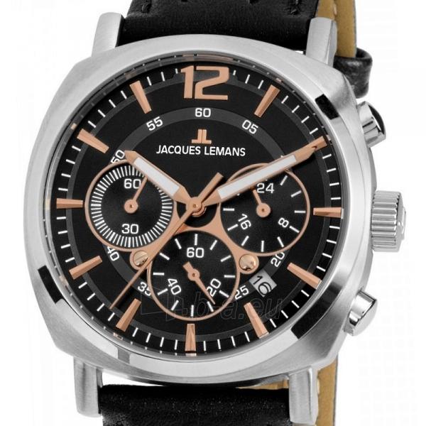 Male laikrodis Jacques Lemans 1-1931A Paveikslėlis 4 iš 8 310820053347