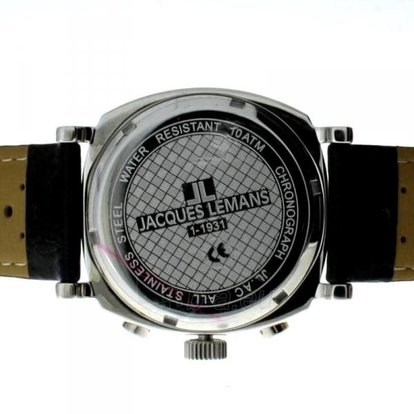 Male laikrodis Jacques Lemans 1-1931A Paveikslėlis 5 iš 8 310820053347