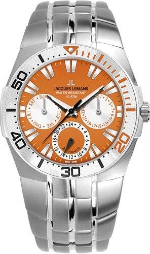 Vyriškas laikrodis Jacques Lemans Biarritz 1-1363M Paveikslėlis 1 iš 1 30069607669
