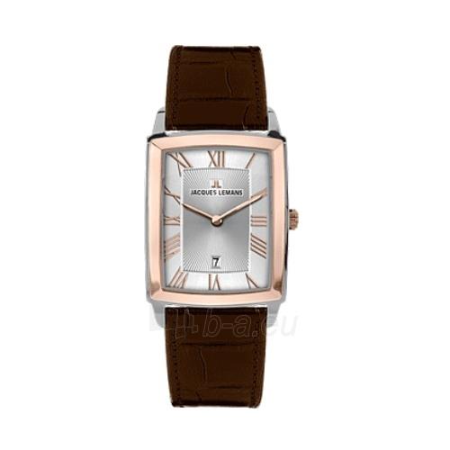 Vīriešu pulkstenis Jacques Lemans Bienne 1-1607D Paveikslėlis 1 iš 1 30069607671