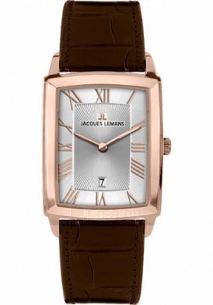 Male laikrodis Jacques Lemans Bienne 1-1607E Paveikslėlis 1 iš 1 30069607672