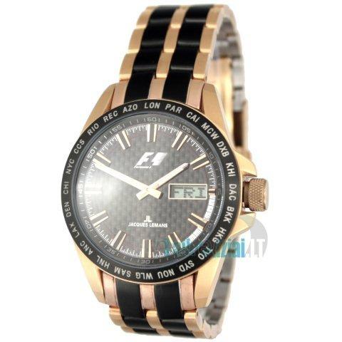 Vīriešu pulkstenis Jacques Lemans F-5008H Paveikslėlis 1 iš 9 30069607693