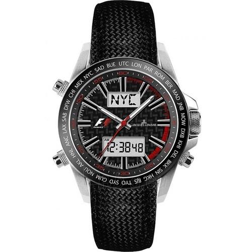 Vīriešu pulkstenis Jacques Lemans F-5024A Paveikslėlis 1 iš 1 30069607702