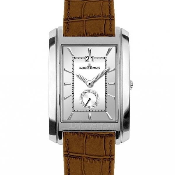 Vyriškas laikrodis Jacques Lemans Format  1-1406B Paveikslėlis 1 iš 1 30069607709
