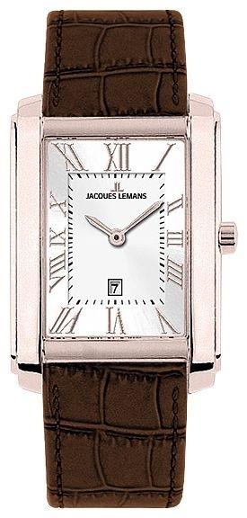 Vyriškas laikrodis Jacques Lemans Format 1-1383G Paveikslėlis 1 iš 1 30069607712