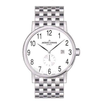 Vīriešu pulkstenis Jacques-Lemans G-114G Paveikslėlis 1 iš 1 30069607788