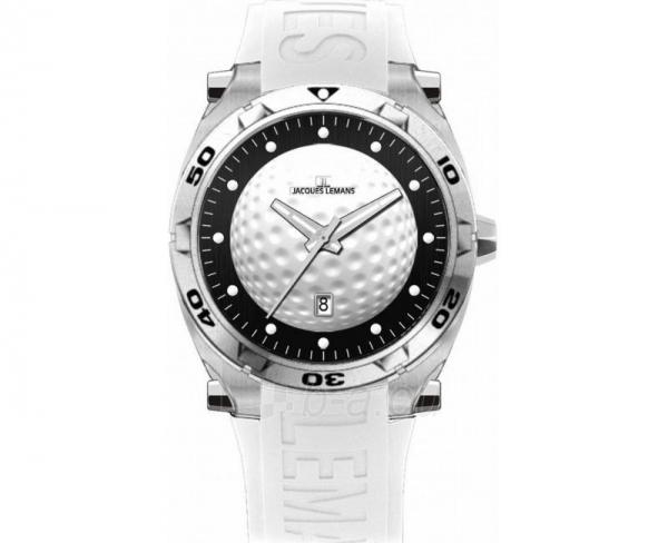 Vyriškas laikrodis Jacques Lemans Golf 1-1365J Paveikslėlis 1 iš 1 30069601843