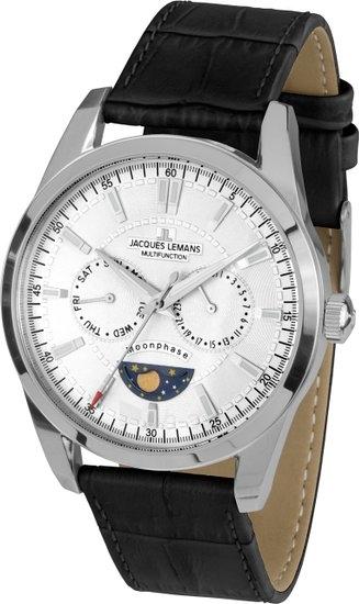 Vyriškas laikrodis JACQUES LEMANS laikrodis 1-1804A Paveikslėlis 2 iš 2 30069610857