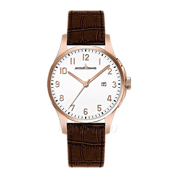 Vyriškas laikrodis Jacques Lemans London 1-1549C Paveikslėlis 1 iš 1 30069607721