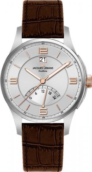 Vīriešu pulkstenis Jacques Lemans London 1-1640C Paveikslėlis 1 iš 1 30069607724