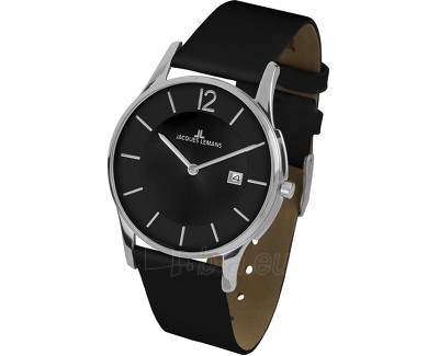 Male laikrodis Jacques Lemans London 1-1850A Paveikslėlis 1 iš 1 30069610566