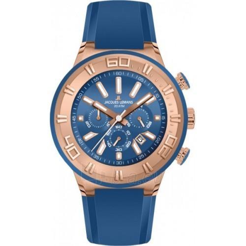 Vyriškas laikrodis Jacques Lemans Miami 1-1820G Paveikslėlis 1 iš 1 30069601852