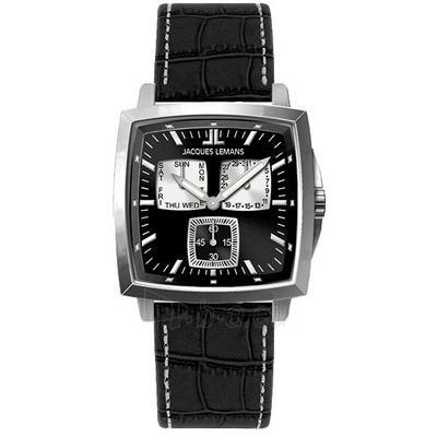 Vyriškas laikrodis Jacques Lemans Milano 1-1474A Paveikslėlis 1 iš 1 30069607729