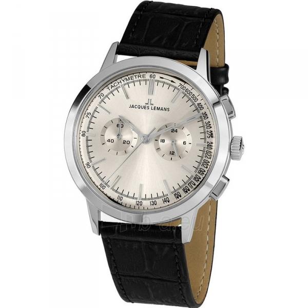Vyriškas laikrodis Jacques Lemans N-1564A Paveikslėlis 1 iš 1 310820009674