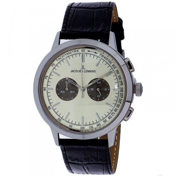 Male laikrodis Jacques Lemans N-204B Paveikslėlis 1 iš 1 310820009664