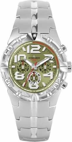 Vyriškas laikrodis Jacques Lemans Powerchrono 1-1343F Paveikslėlis 1 iš 1 30069607736
