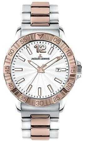 Vyriškas laikrodis Jacques Lemans Rome 1-1339D Paveikslėlis 1 iš 4 30069607737