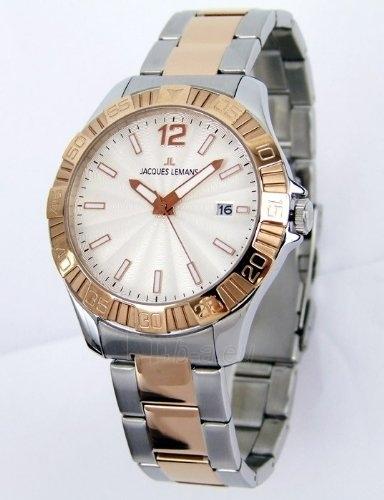 Vyriškas laikrodis Jacques Lemans Rome 1-1339D Paveikslėlis 2 iš 4 30069607737