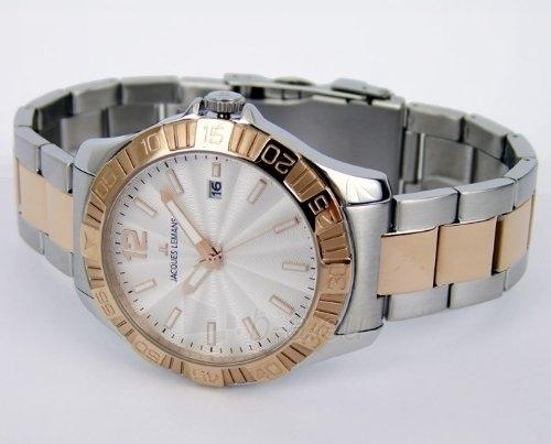 Vyriškas laikrodis Jacques Lemans Rome 1-1339D Paveikslėlis 3 iš 4 30069607737
