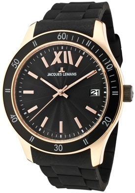 Vyriškas laikrodis Jacques Lemans Rome Sports 1-1622Q Paveikslėlis 1 iš 3 30069607739