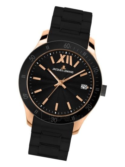 Vyriškas laikrodis Jacques Lemans Rome Sports 1-1622Q Paveikslėlis 2 iš 3 30069607739