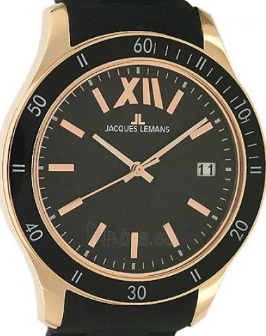 Vyriškas laikrodis Jacques Lemans Rome Sports 1-1622Q Paveikslėlis 3 iš 3 30069607739